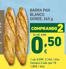 Oferta de Pan por 0,99€