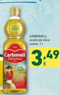 Oferta de Aceite de oliva Carbonell por 3,49€