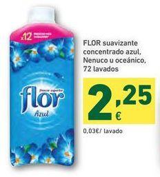 Oferta de Suavizante Flor por 2,25€