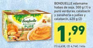 Oferta de Platos preparados Bonduelle por 1,99€