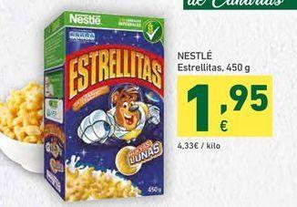 Oferta de Cereales Nestlé por 1,95€