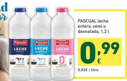 Oferta de Leche Pascual por 0,99€