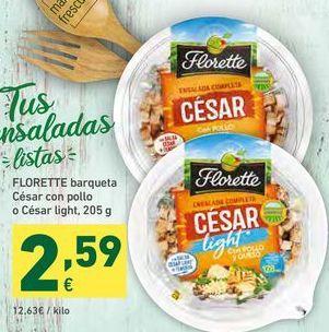 Oferta de Ensaladas Florette por 2,59€