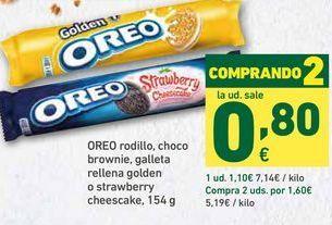 Oferta de Galletas Oreo por 1,1€