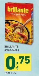 Oferta de Arroz Brillante por 0,75€