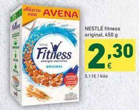 Oferta de Cereales Nestlé por 2,3€