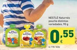 Oferta de Puré de frutas Nestlé por 0,55€
