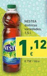 Oferta de Té helado Nestea por 1,12€