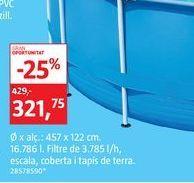 Oferta de Piscinas por 171,75€