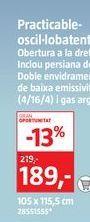Oferta de Ventanas por 189€