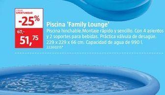 Oferta de Piscinas por 51,75€