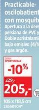 Oferta de Ventanas por 205€