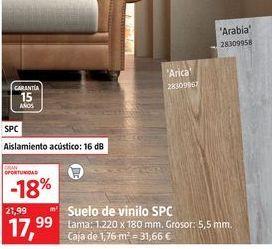 Oferta de Suelos por 17,99€