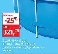 Oferta de Piscinas por 321,75€