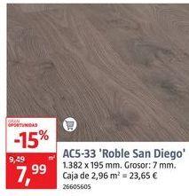 Oferta de Suelos laminados por 7,99€