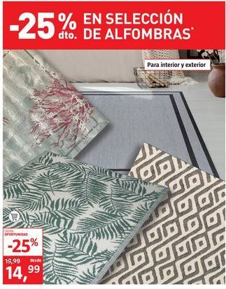 Oferta de Alfombras por 14,99€