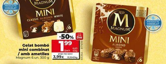 Oferta de Helados Magnum por 3,99€