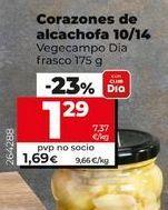 Oferta de Corazones de alcachofa por 1,65€