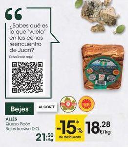 Oferta de Queso por 18,28€