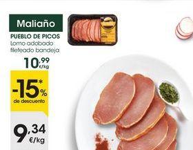 Oferta de Lomo adobado por 9,34€