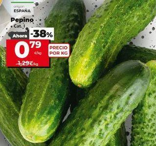 Oferta de Pepinos por 0,79€