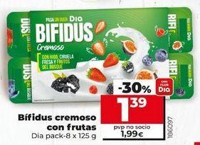 Oferta de Yogur bífidus por 1,85€