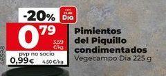 Oferta de Pimientos del piquillo por 0,99€
