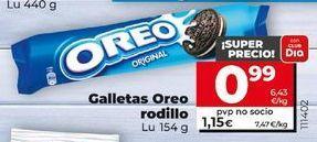 Oferta de Galletas Oreo por 1,15€
