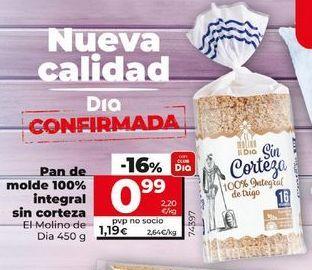 Oferta de Pan de molde por 1,19€