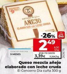 Oferta de Queso mezcla por 3,35€