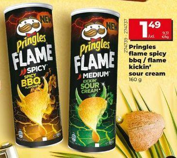 Oferta de Snacks Pringles por 1,49€