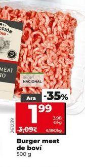 Oferta de Carne picada por 1,99€