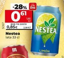 Oferta de Té helado Nestea por 0,79€