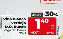 Oferta de Vino blanco por 1,4€