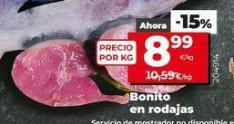 Oferta de Bonito por 8,99€