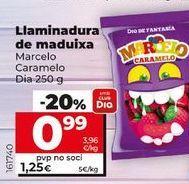 Oferta de Gominolas Dia por 0,99€