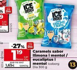 Oferta de Caramelos Dia por 1,19€