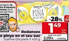 Oferta de Piña Dia por 1,49€