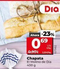 Oferta de Chapata por 0,69€