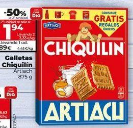 Oferta de Galletas Artiach por 3,89€