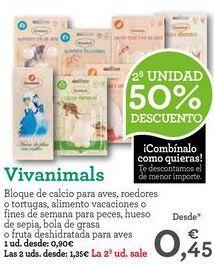 Oferta de Comida para pájaros por 0,9€