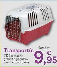 Oferta de Transportín por 9,95€