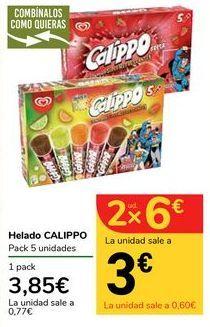 Oferta de Helado CALIPPO por 3,85€