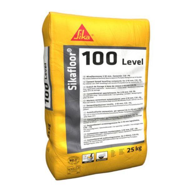 Oferta de Pasta autonivelante Sikafloor 100 Level 25 Kg por 14,95€