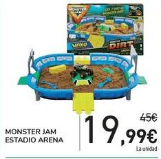 Oferta de MONSTER JAM ESTADIO ARENA por 19,99€
