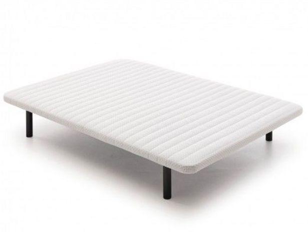 Oferta de Base tapizada con 6 patas por 141,57€
