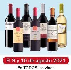 Oferta de En todos los vinos por