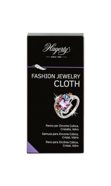 Oferta de Fashion Jewelry Cloth: Gamuza impregnada para limpiar joyas de bisutería 30 X 36 cm - ref A116026 por 6,9€