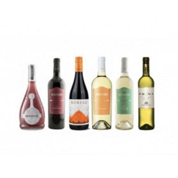 Oferta de Pack de 6 vinos - Degustación Vinos de España por 29,99€