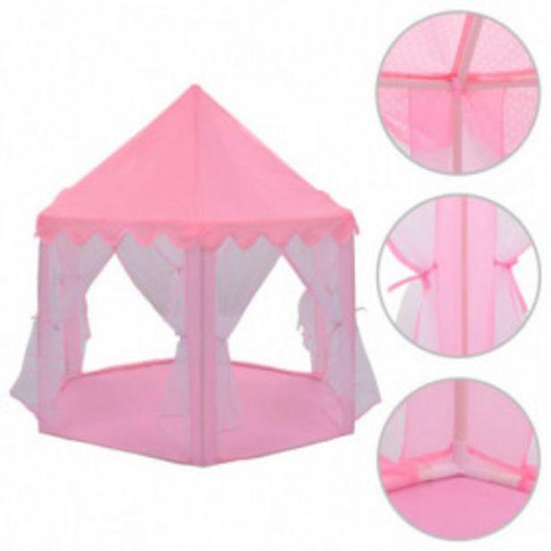Oferta de Tienda de juegos de princesa rosa por 31,09€